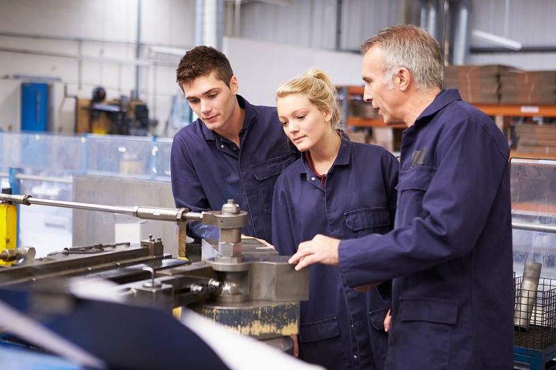 Vertrauenskultur Fachkräftemangel Mitarbeitermotivation