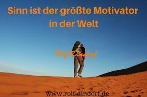 Sinn Motivation Fuehrungsstil