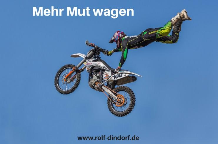 Führungskräfteberatung Rolf Dindorf Mut