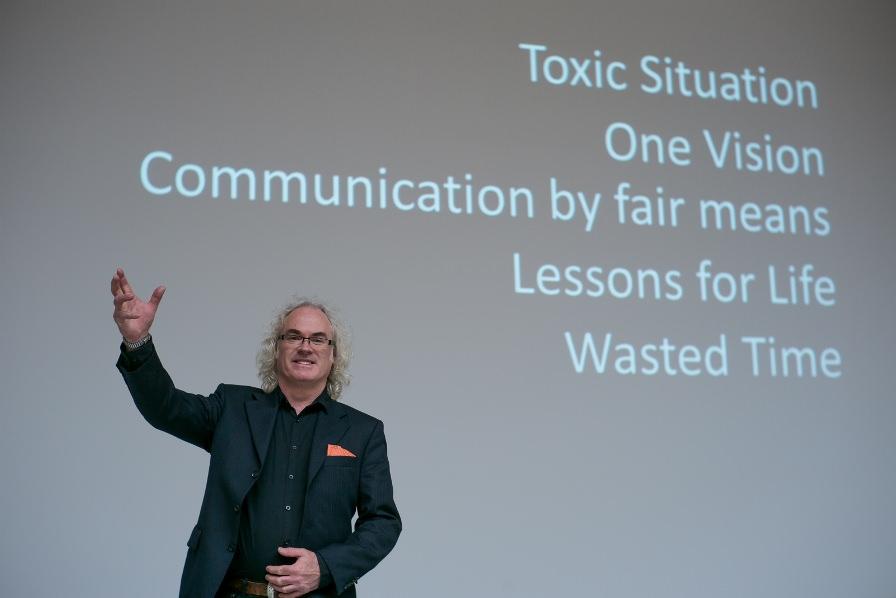 Führungskräftetrainer Vortrag Rolf Dindorf