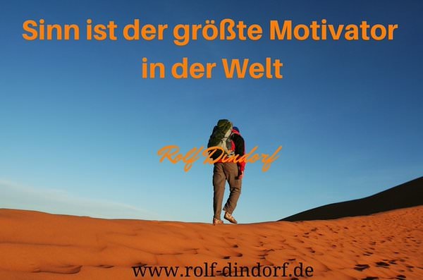 Sinn Motivation Fuehrungsstil