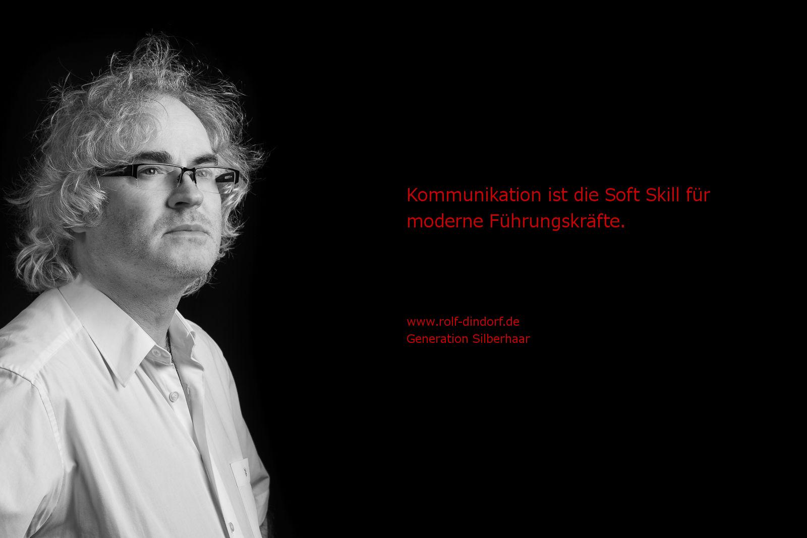 Führungskräftetrainer Rolf Dindorf Kommunikation