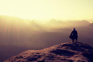 Berge versetzen Sinn als Motivator