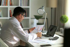 Mitarbeiter Homeoffice Telearbeit mobiles Arbeiten Heimarbeit öffentliche Verwaltung